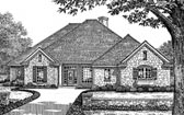 Plan Number 66055 - 2193 Square Feet