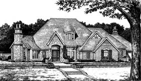 Plan Number 66069 - 4554 Square Feet