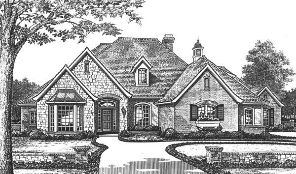 House Plan 66071