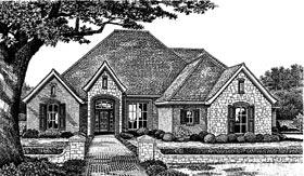 House Plan 66072