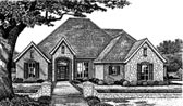 Plan Number 66072 - 2675 Square Feet