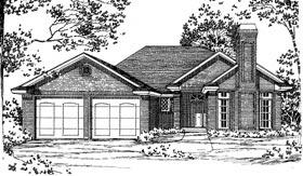 House Plan 66076