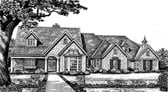 Plan Number 66081 - 2367 Square Feet