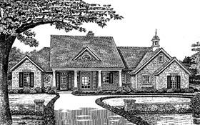 Plan Number 66082 - 1892 Square Feet