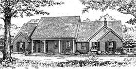 House Plan 66089