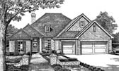 Plan Number 66090 - 2255 Square Feet