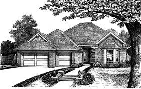 House Plan 66103