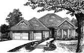Plan Number 66103 - 2065 Square Feet