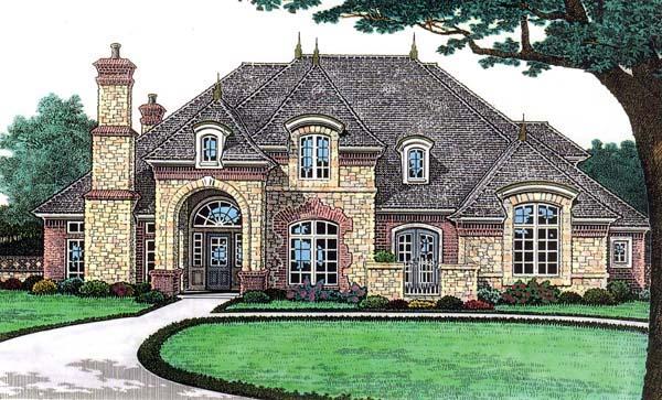 House Plan 66117 At