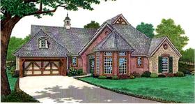 House Plan 66126 Elevation