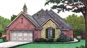 House Plan 66132 Elevation