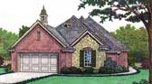 Plan Number 66132 - 1816 Square Feet