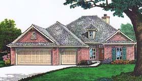 House Plan 66141 Elevation