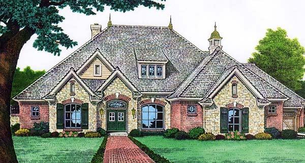 House Plan 66143