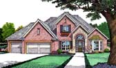 Plan Number 66144 - 2708 Square Feet