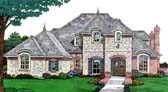 Plan Number 66146 - 3115 Square Feet