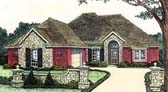 Plan Number 66150 - 1760 Square Feet