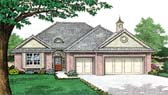 Plan Number 66154 - 1583 Square Feet