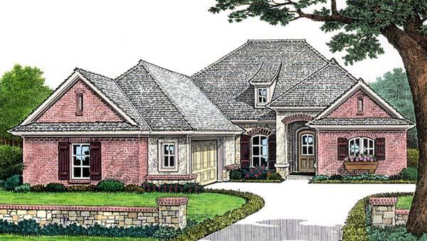 House Plan 66156