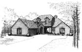 Plan Number 66157 - 2065 Square Feet