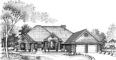 Plan Number 66161 - 2339 Square Feet