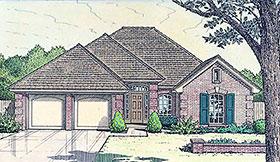 House Plan 66170