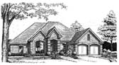 Plan Number 66171 - 2151 Square Feet