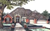 Plan Number 66177 - 2542 Square Feet