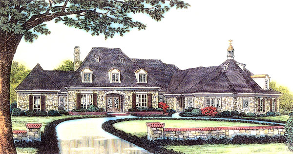 Victorian House Plan 66178 Elevation