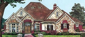 Plan Number 66182 - 2908 Square Feet