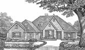 Plan Number 66185 - 2288 Square Feet