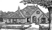 Plan Number 66188 - 2435 Square Feet