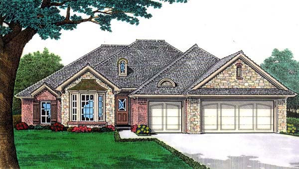 House Plan 66195