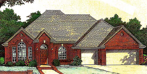 House Plan 66220