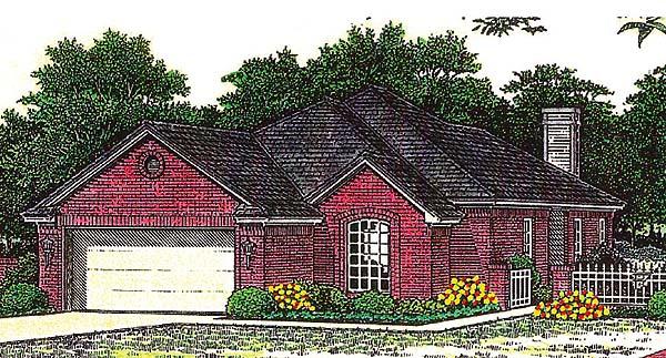 House Plan 66229