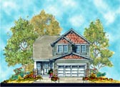 Plan Number 66413 - 1774 Square Feet