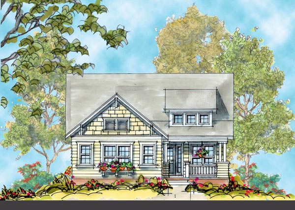 House Plan 66420