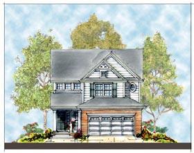 House Plan 66421