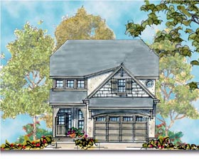 House Plan 66422