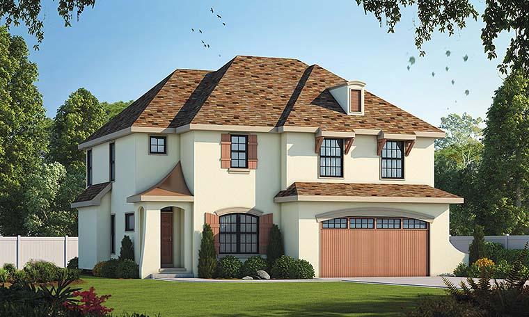 Craftsman House Plan 66429 Elevation