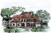 House Plan 66432