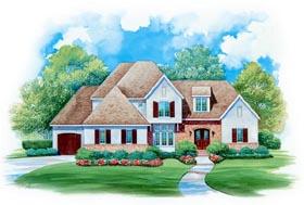 House Plan 66434