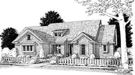 House Plan 66447