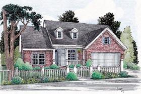 House Plan 66448