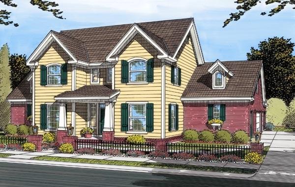 House Plan 66456