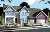 Plan Number 66461 - 3381 Square Feet