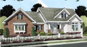 House Plan 66483