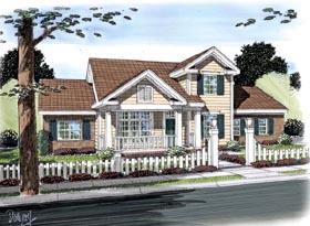 House Plan 66495