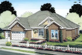 House Plan 66511