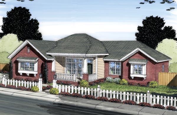House Plan 66535